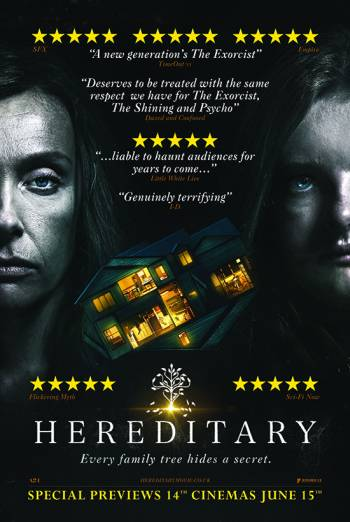 Film review - Hereditary - Playing now at the Vue Hartlepool